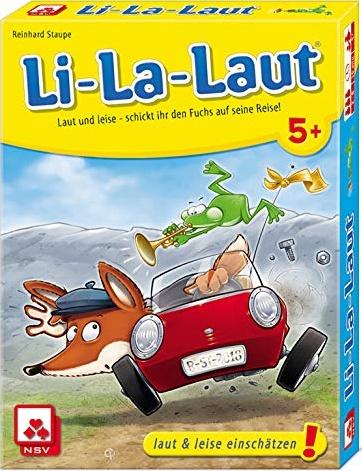 NSV - 4500 - LI-LA-LAUT - Kinderspiel Bild 1