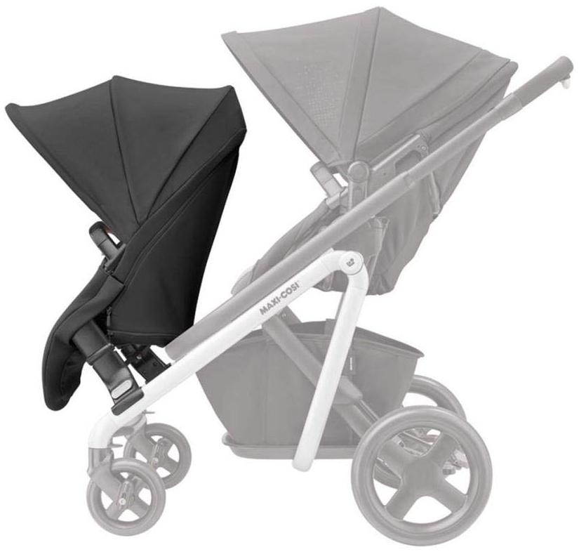 Maxi Cosi 'Lila Duo Kit' Kinderwagenaufsatz, Nomad Black Bild 1
