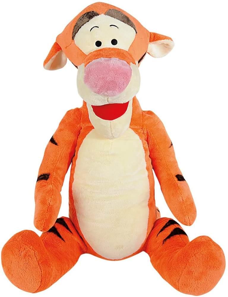 Simba 6315872663 - Disney Winnie The Puuh Plüsch Tigger 80 cm Bild 1