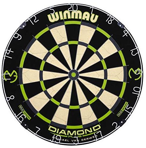 Winmau 'MvG Diamond Edition' Dartscheibe Bild 1