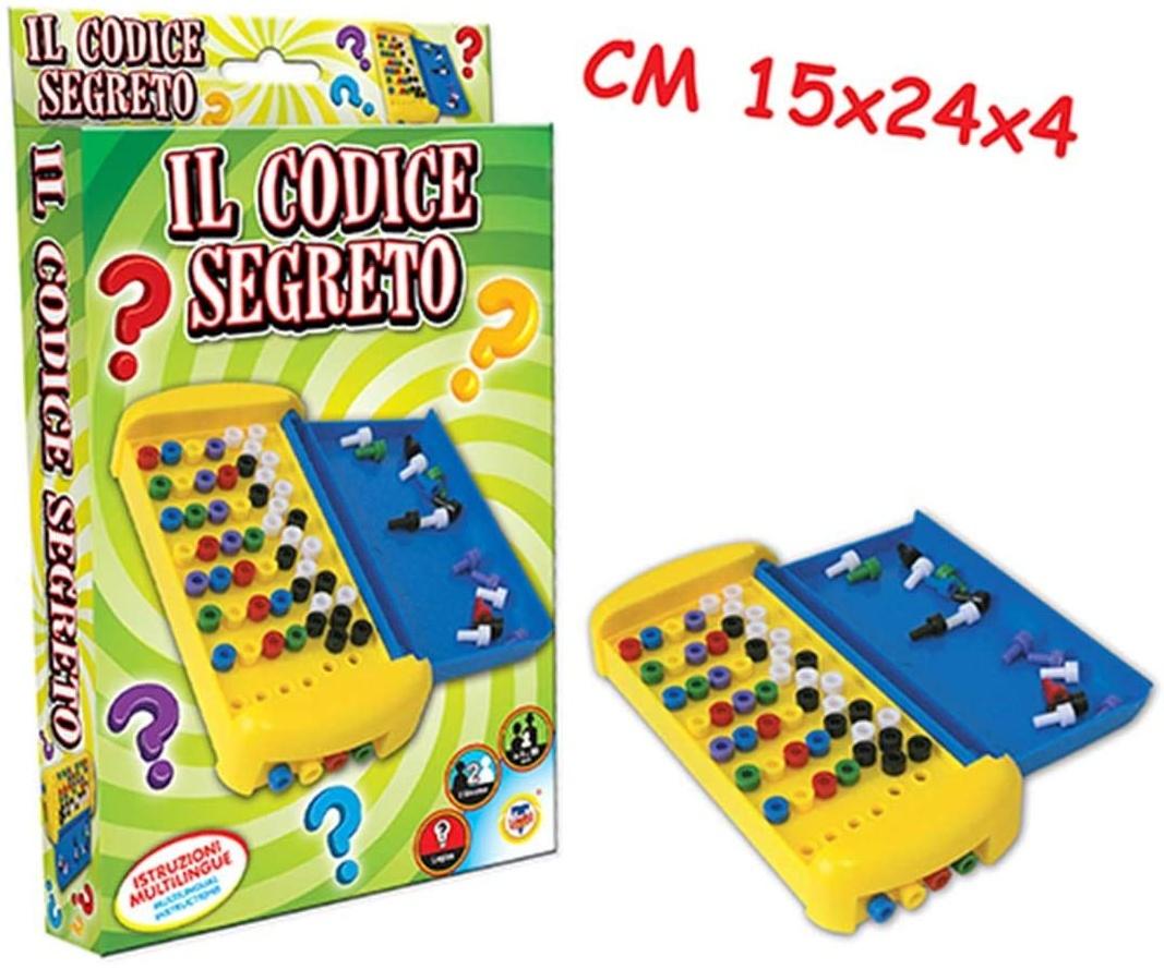 TEOREMA VD60674 Giochi, Mehrfarbig, Einheitsgröße Bild 1