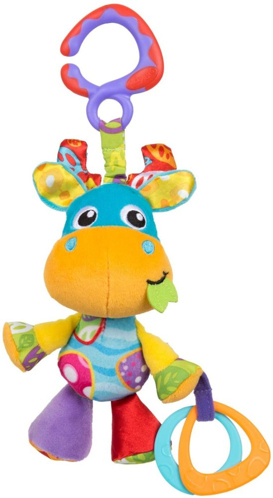 Playgro Kinderwagenanhänger Morty Elch, Ab 0 Monate, Bunt, 40185 Bild 1