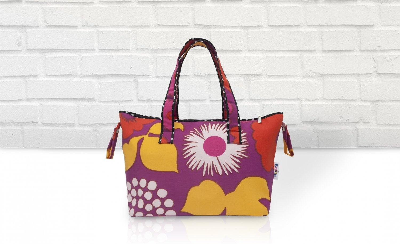 Belily-World Milano Shopper Bag - Wickeltasche Set Bild 1