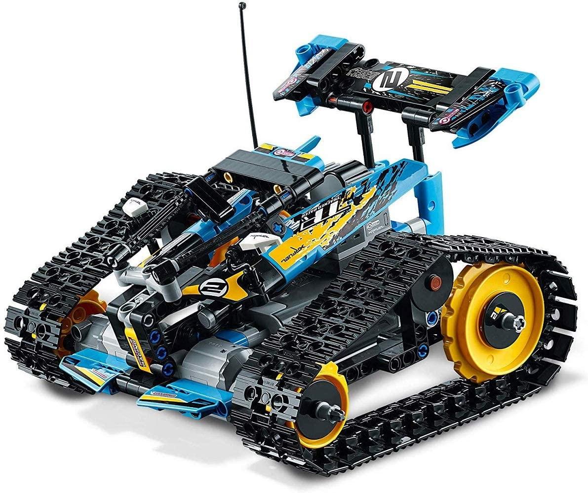 LEGO Technic 42095 'Ferngesteuerter Stunt-Racer', 324 Teile, ab 9 Jahren, motorisiertes 2-in-1-Modell Bild 1