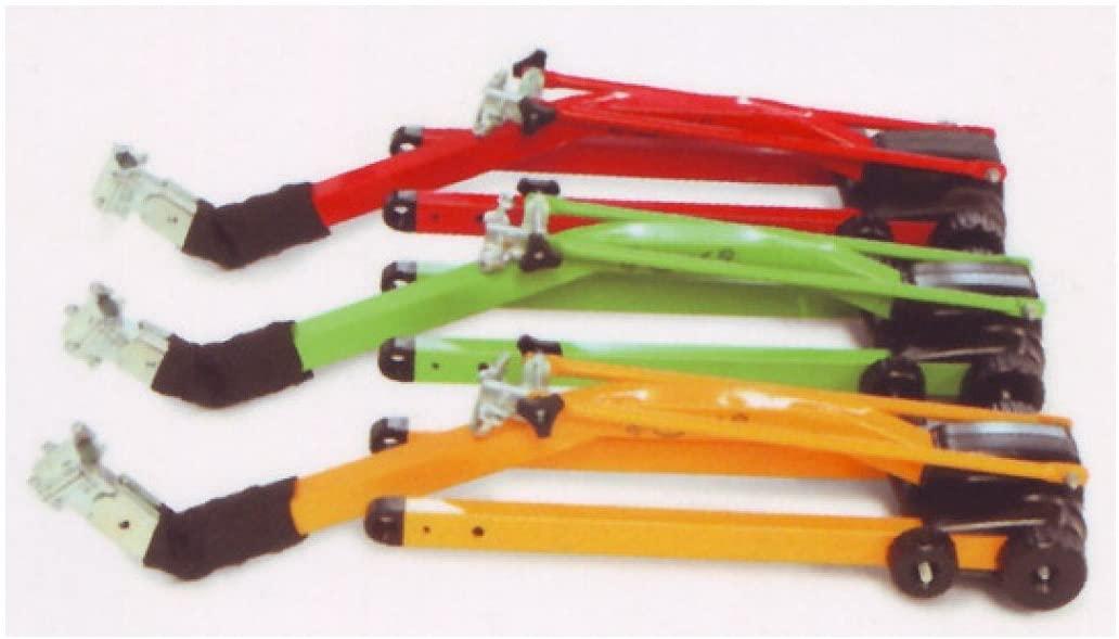 Peruzzo Unisex– Erwachsene Tandem-Stange-3091801200 Tandem-Stange, gelb, One Size Bild 1