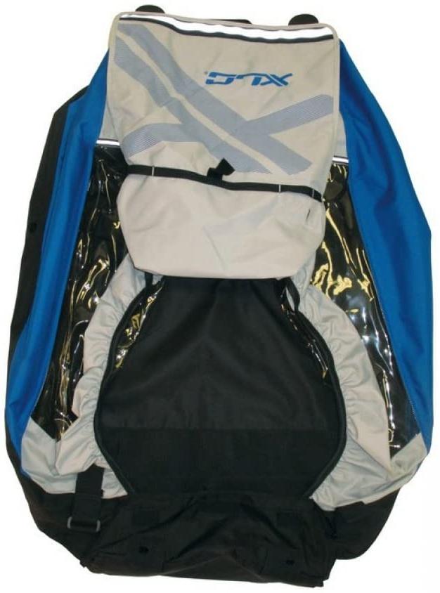XLC Unisex– Erwachsene BS-X03 Body für Kinderanhänger, blau, Standard Bild 1