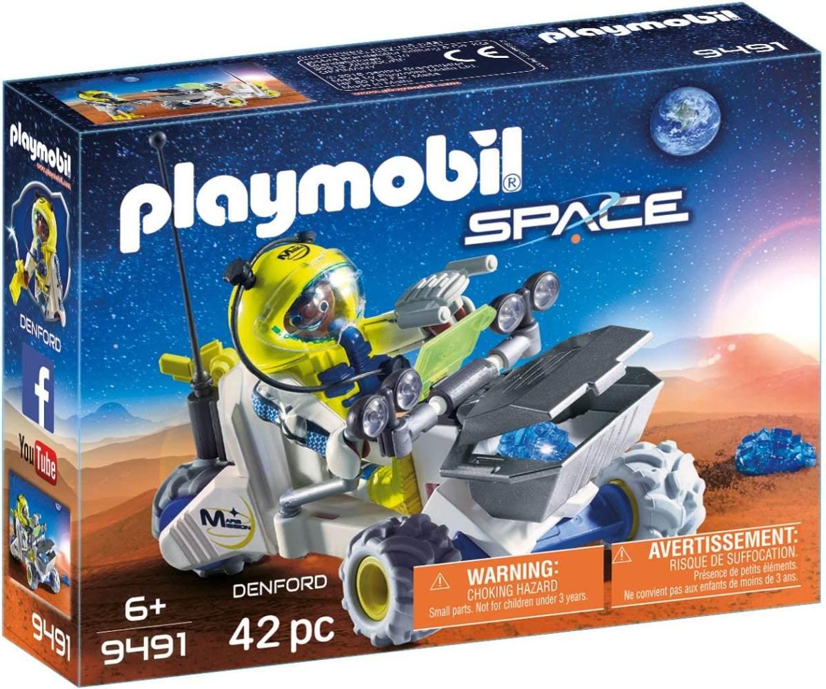 Playmobil 9491 Spielzeug-Mars-Trike Bild 1