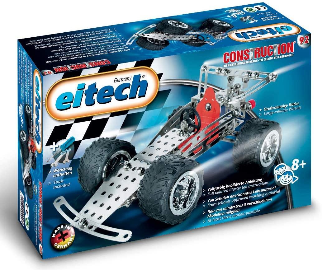 Eitech 00092 Modellbaukästen-Start Rennwagen/Quad, Multi Color, 1GB Module-DDR2-6400 (PC2-800) Bild 1