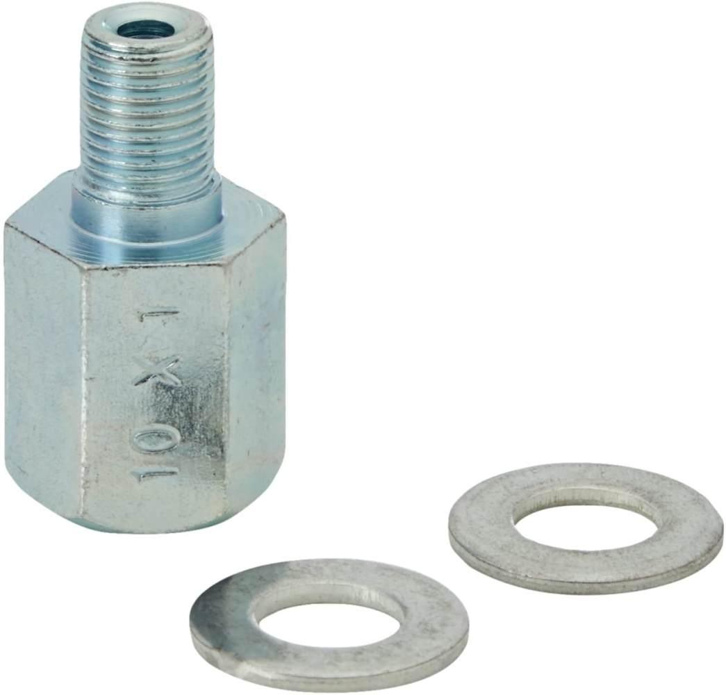Burley Kinder Adapter, Hitch, Silber, M/10 x 1 Bild 1