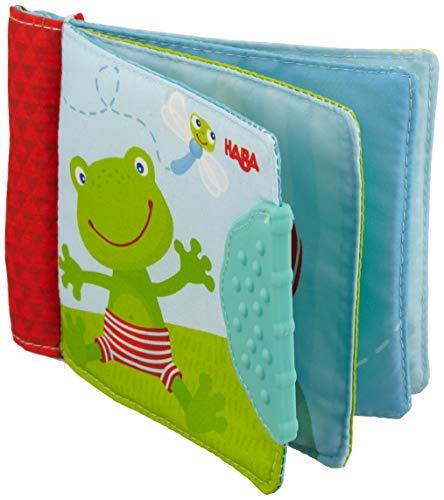 HABA Buggybuch Frosch Bild 1