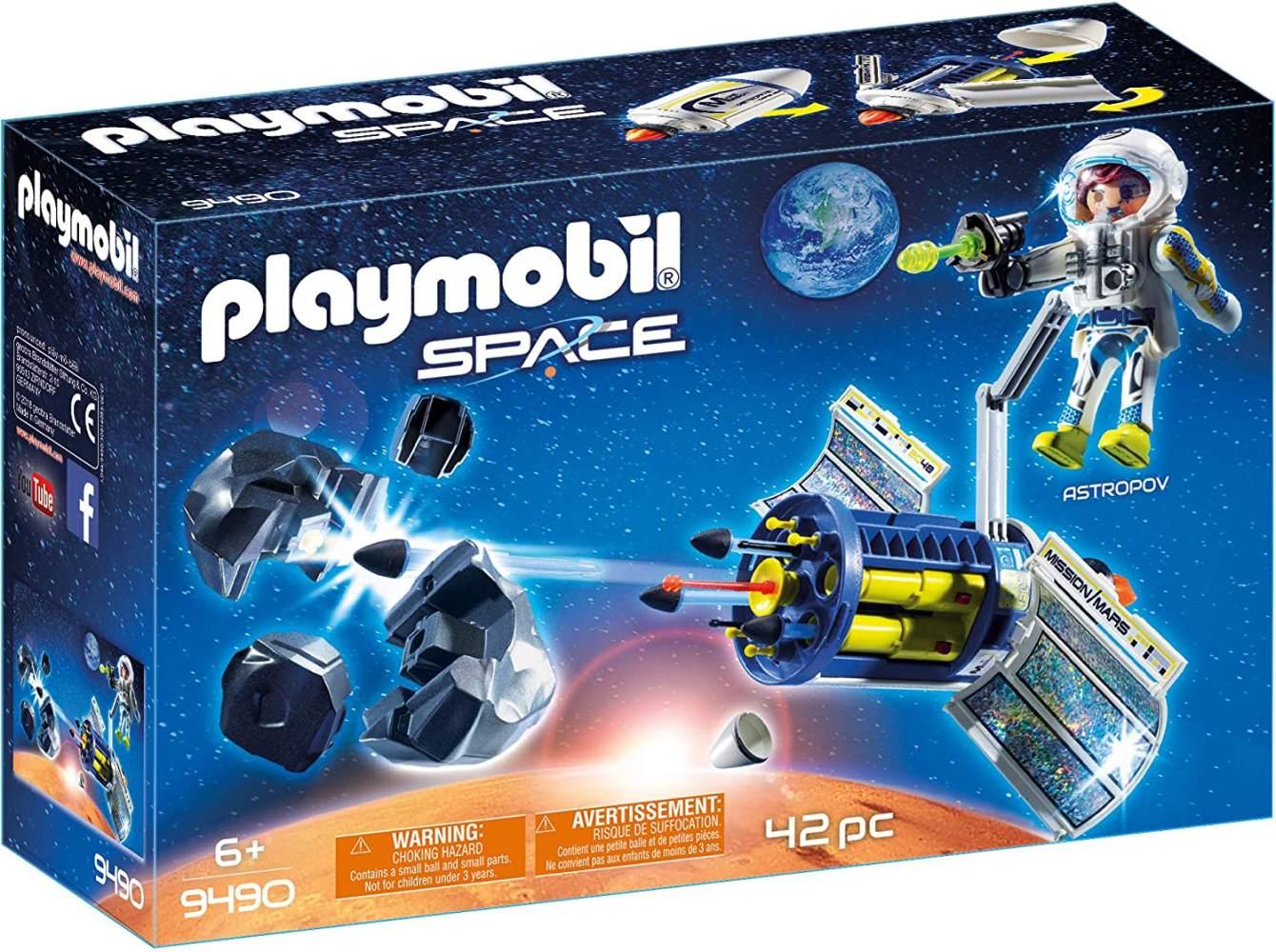 Playmobil 9490 Spielzeug-Meteoroiden-Zerstörer Bild 1