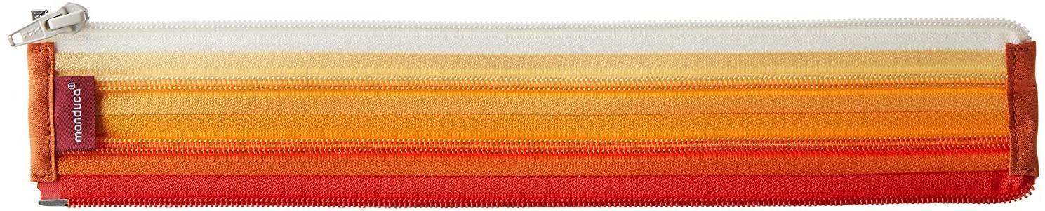 manduca ZipIn Zipper orange Bild 1