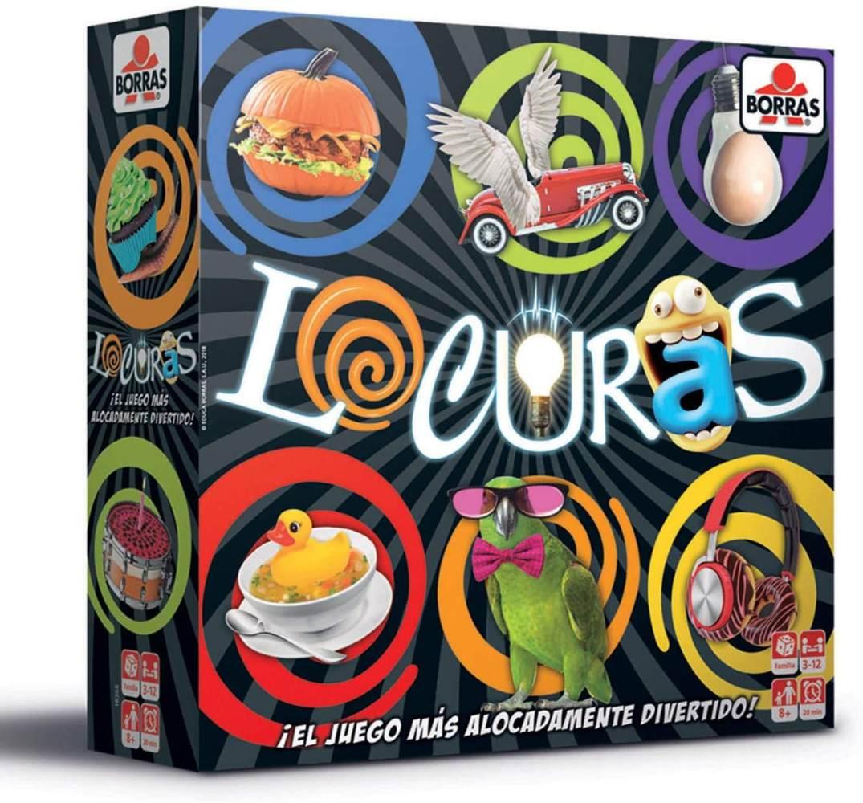 Tischspiel Locuras Educa (ES) Bild 1