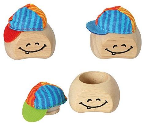 Bartl Milchzahndose mit Mütze, zufällige Auswahl Bild 1