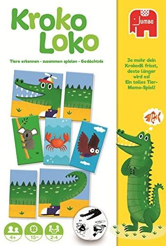 Jumbo Spiele 19715 Kroko Loko Bild 1