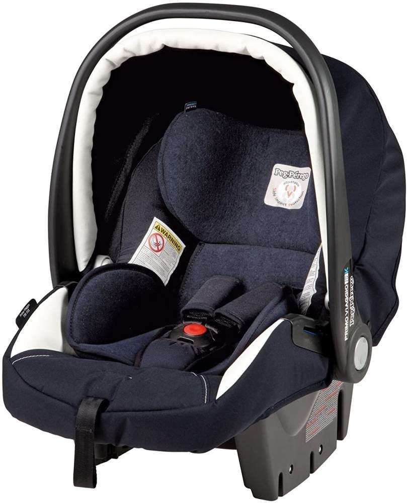 Peg Perego A3PVK2COLL Babyschale Primo Viaggio Tri-Fix K, college Bild 1