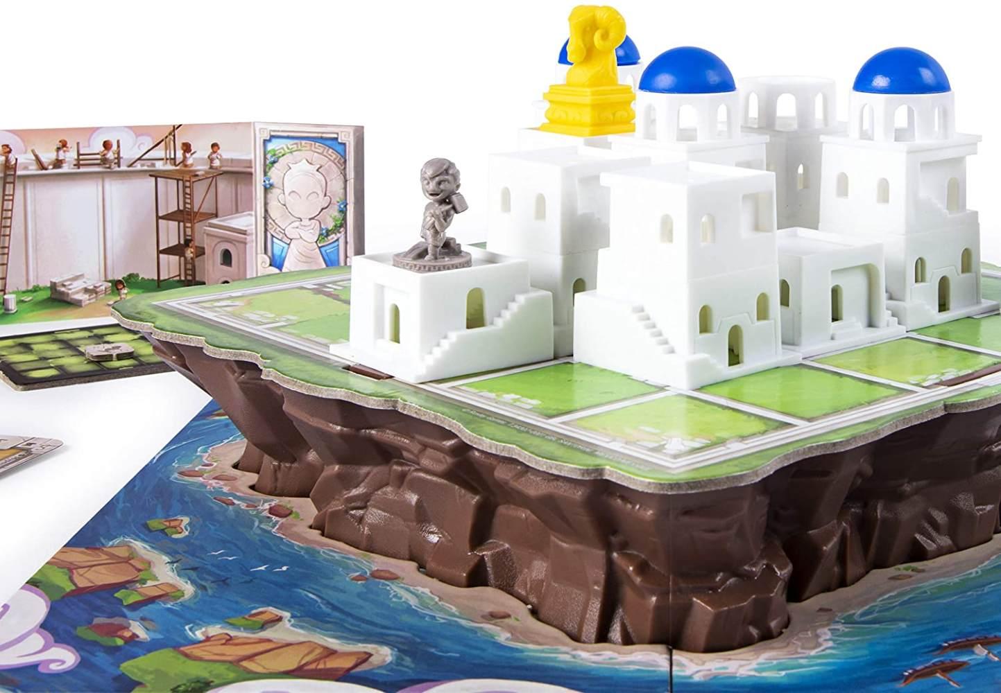 Spin Master Games 6046473 - Das Goldene Vlies (Erweiterung für Santorini) Bild 1