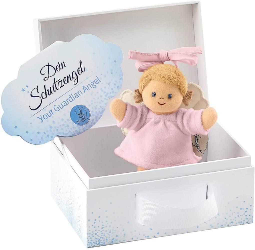 Sterntaler Spielzeug zum Aufhängen mit Band, Schutzengel für Mädchen, Alter: Für Babys ab der Geburt, Rosa Bild 1