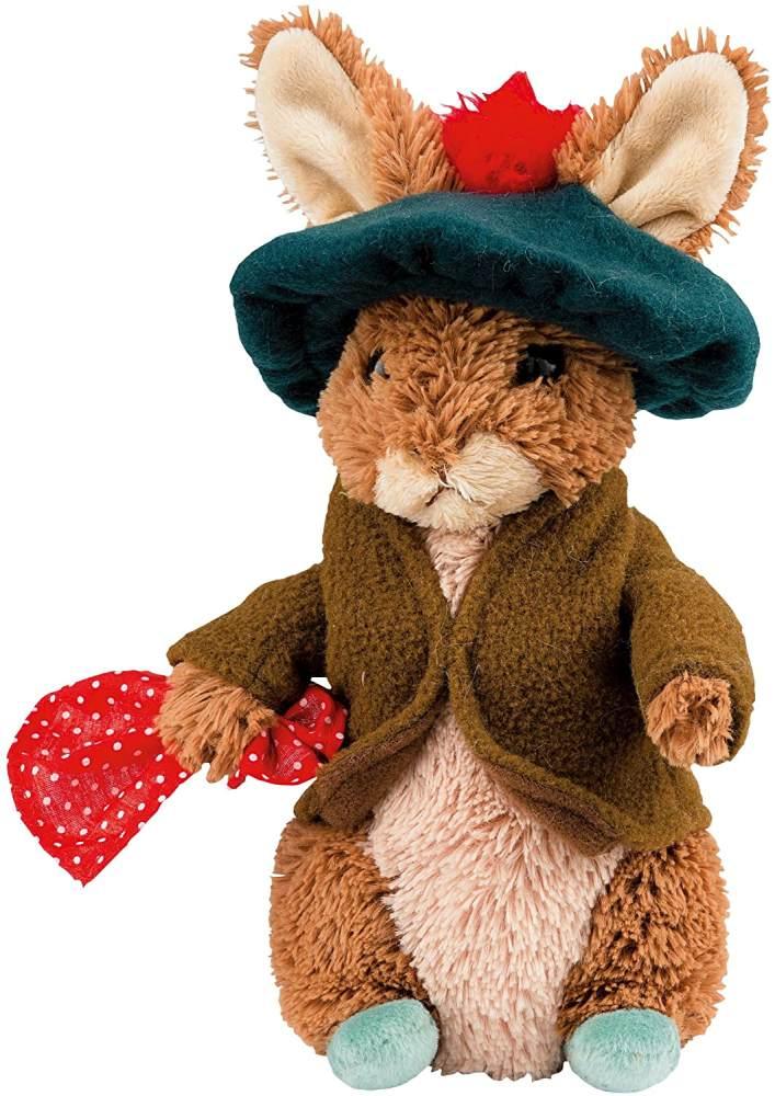 Enesco A26812 Beatrix Potter Plüsh, Benjamin Bunny, medium Bild 1