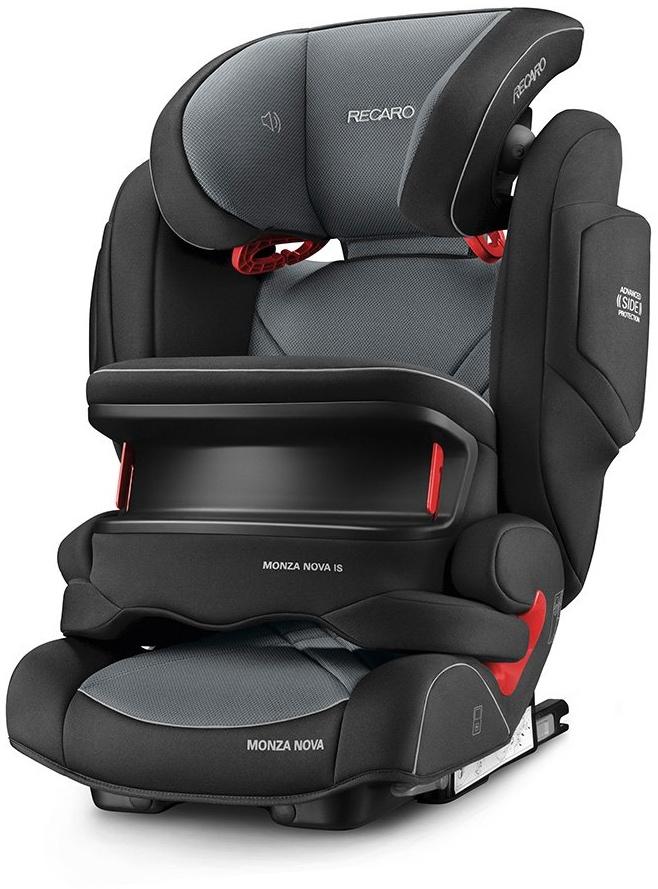 Recaro - Monza Nova IS Carbon Black (Kollektion 2018) Bild 1