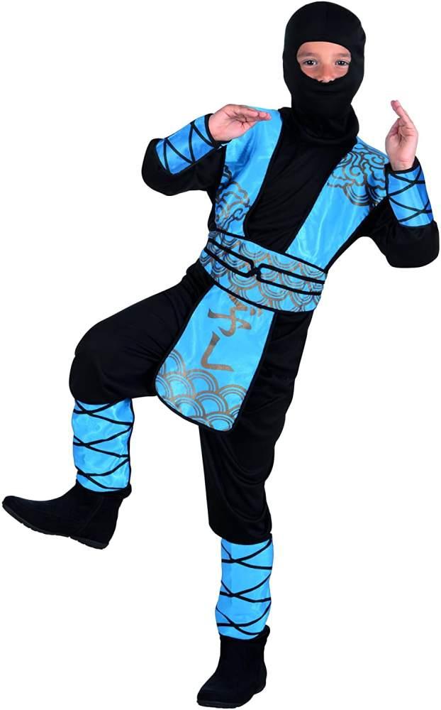 Kinderkostüm 82192 - Royal ninja, mehrfarbig Bild 1