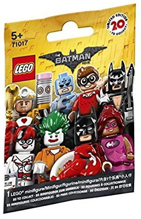 LEGO The Batman Movie 71017 - Minifigur Bild 1