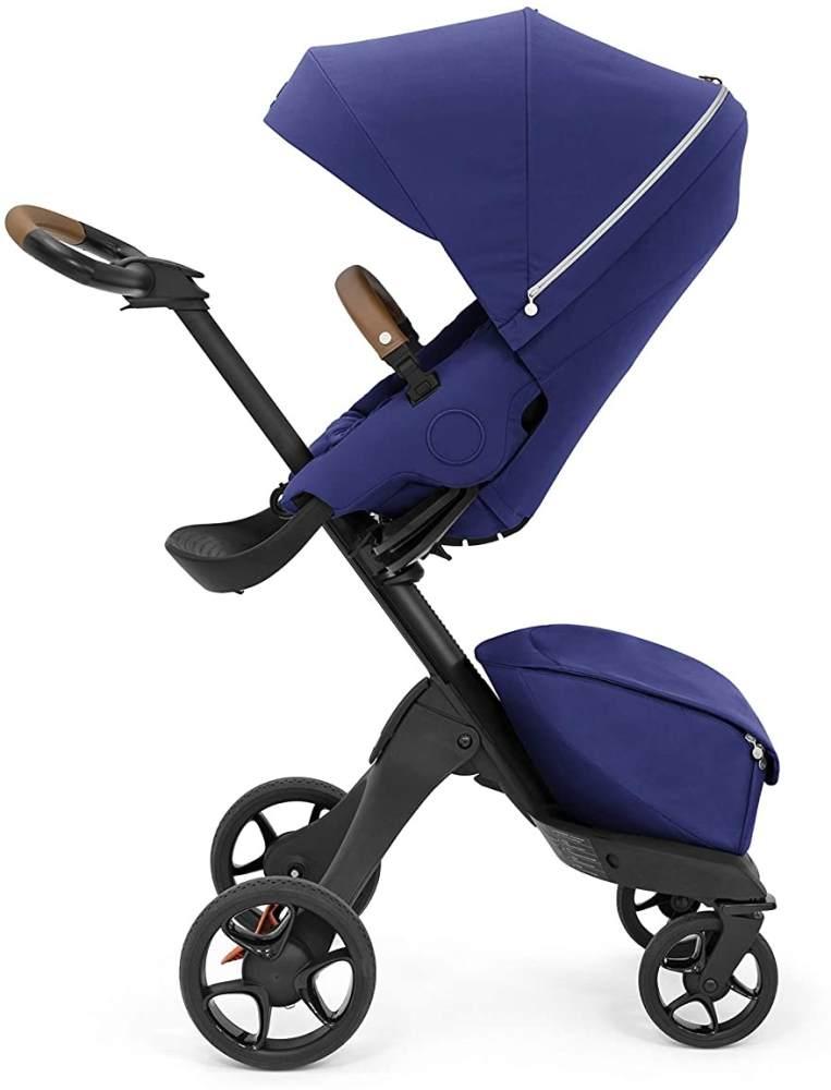 Stokke 'Xplory X' Kinderwagen Royal Blue Bild 1