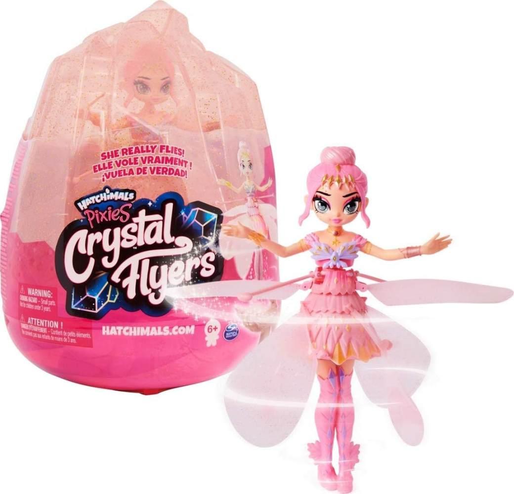 Spin Master Hatchimals Pixies Crystal Flyers - Pink Bild 1