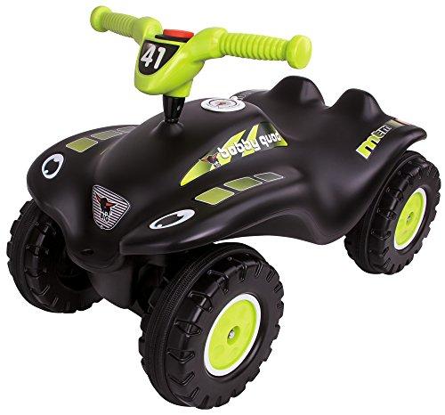 BIG Bobby Quad Racing, Kinderfahrzeug mit Geheimfach und Kniemulde für ältere Kinder, 27 cm Sitzhöhe, belastbar bis zu 50 kg, Rutschfahrzeug für Kinder ab 3 Jahr Bild 1