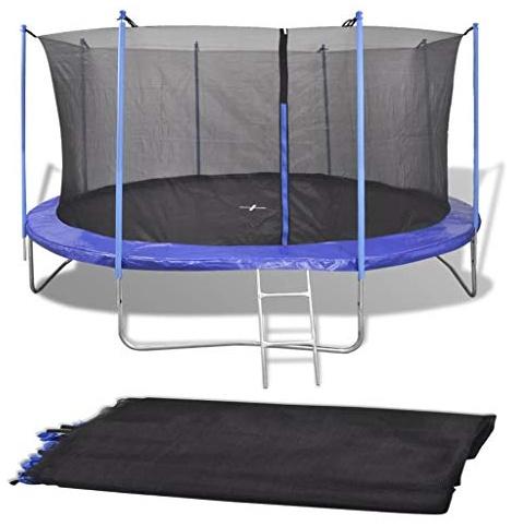 Sicherheitsnetz für 3,05 m Runde Trampoline Bild 1