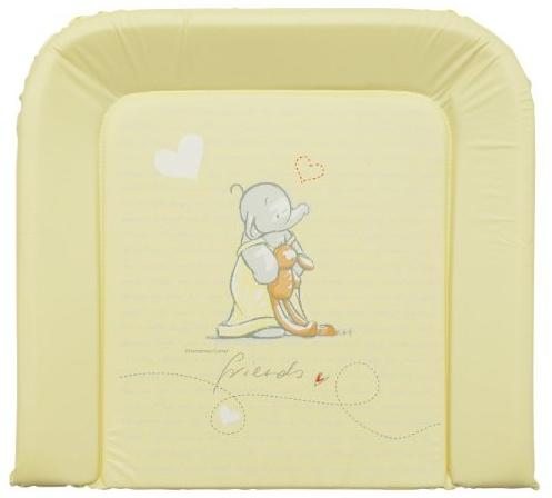 bébé-jou 6802 - Wickelauflage 3-keil Humphreys Gelb Bild 1