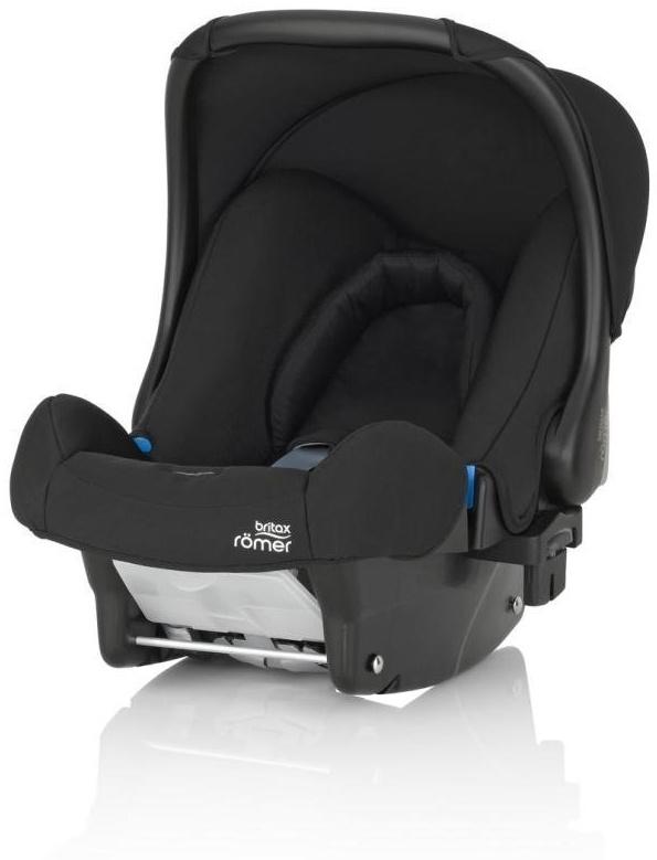 Britax Römer Babyschale Geburt - 13 Monate I 0 - 13 kg I BABY-SAFE Autositz Gruppe 0+ I Cosmos Black Bild 1