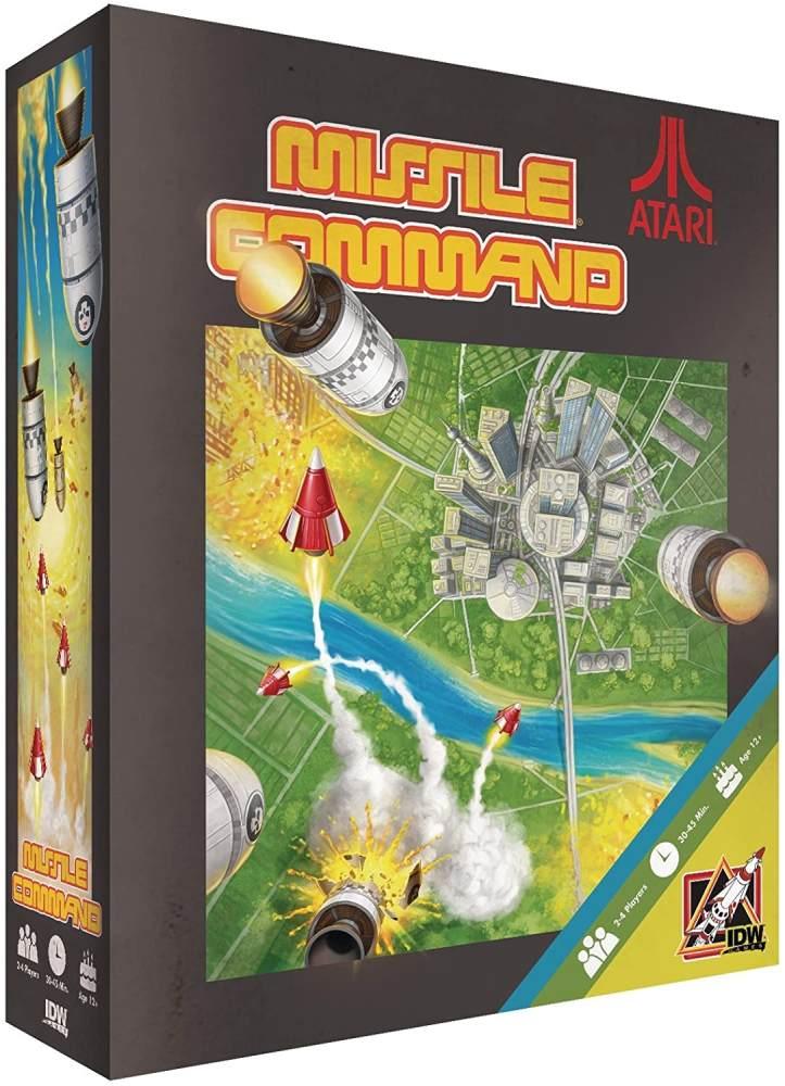 IDW Games IDW01419 - Atari: Missile Command Bild 1