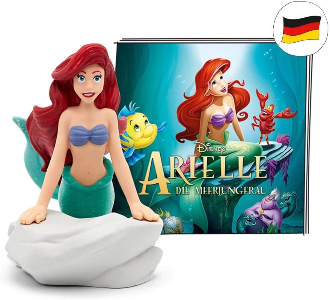 tonies Hörfiguren für Toniebox: Disney Hörspiel Arielle DIE MEERJUNGFRAU Figur - ca 57 Min. Spieldauer - ab 4 Jahre - DEUTSCH Bild 1