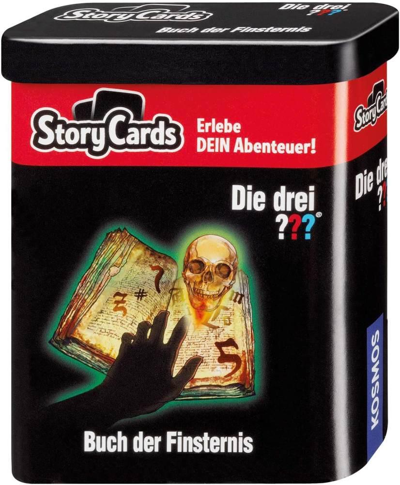 KOSMOS 688028 - Story Cards - Die drei ??? Buch der Finsternis Bild 1