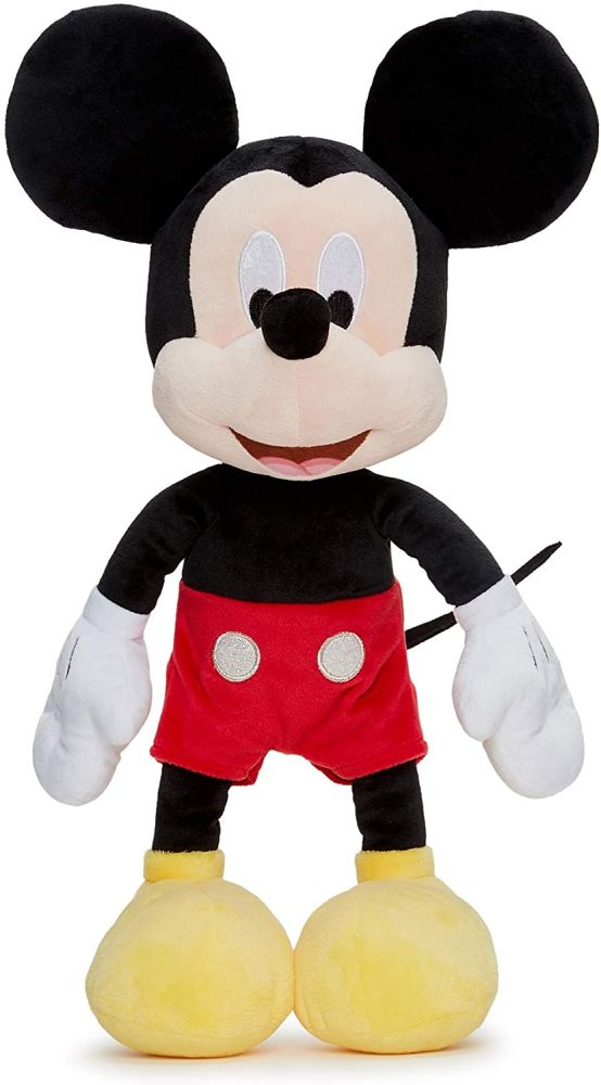 Simba 6315874846 - Disney Plüschfigur, Mickey, 35 cm Bild 1