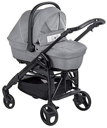 CAM 'Combi Family' Kombi-Kinderwagen Grau/Schwarz Bild 1