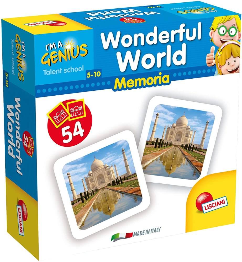 I'm a Genius Memoria 100 Wonderful World Bild 1