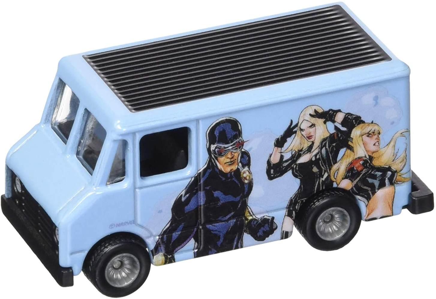 Cars Mattel DLB45 - Combat Medic - Pop Culture X-Men | Hot Wheels Premium Auto Set Bild 1