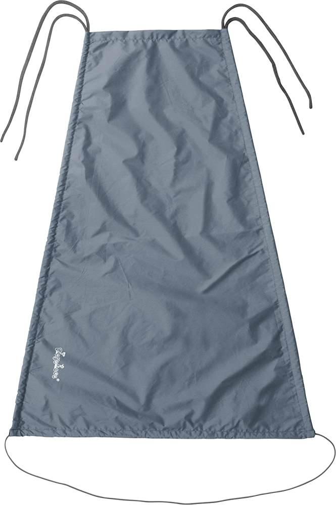 Playshoes Baby Sonnensegel für den Kinderwagen, Blau (marine), 75 x 55 cm Bild 1