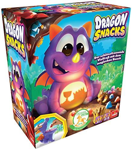 Goliath - Dragon Snacks - Das interaktive Actionspiel für kleine Drachenflüsterer - Ab 4 Jahren Bild 1