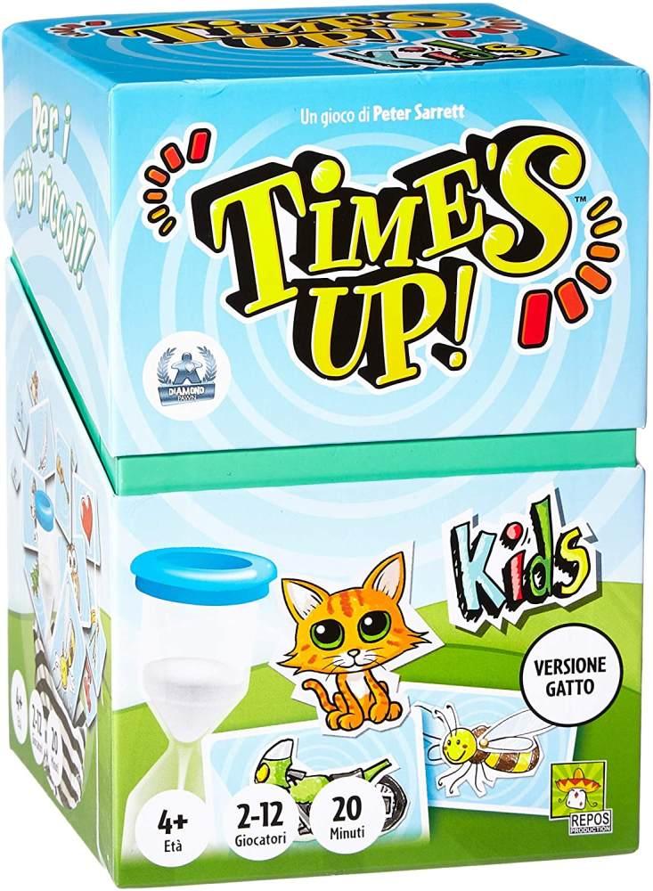 Asmodee 8214 Time's Up Kids, italienische Ausgabe Bild 1