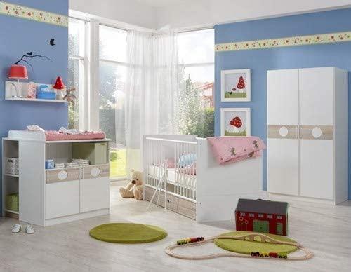 Babyzimmer-Set KIMBA 3tlg Bild 1