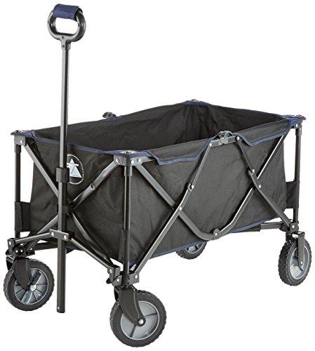 10T Bollerwagen Foldy Trolley XL Strandwagen faltbarer Handwagen Strandwagen mit Transporttasche Bild 1