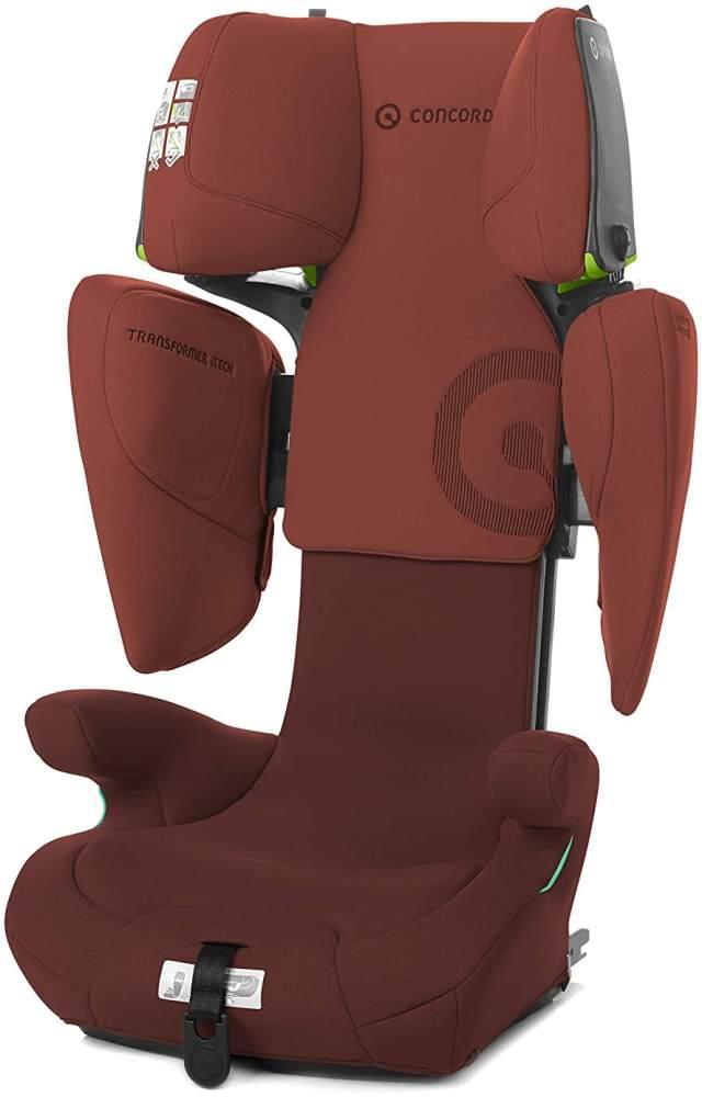 Concord 'Transformer iTech' Autokindersitz 2021 Grape Red, 9 bis 36 kg (Gruppe 1/2/3) Bild 1