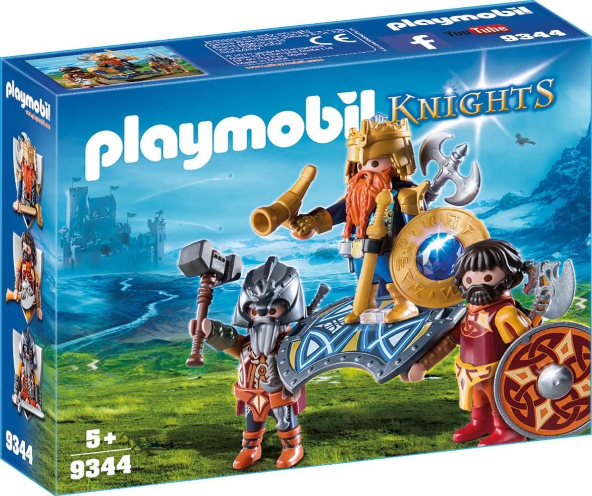 Playmobil 9344 - Zwergenkönig Spiel Bild 1