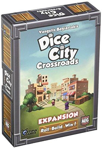 Alderac Entertainment ALD05865 - Dice City: Crossroads, Familien Strategiespiel Bild 1