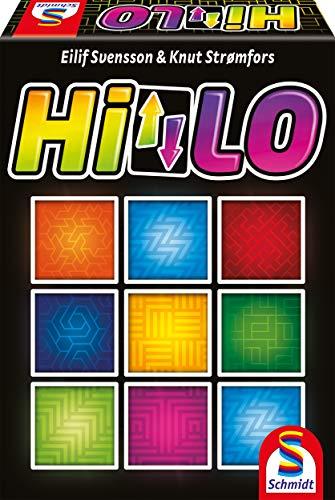 Schmidt Spiele 49362 Hilo, Kartenspiel, bunt Bild 1