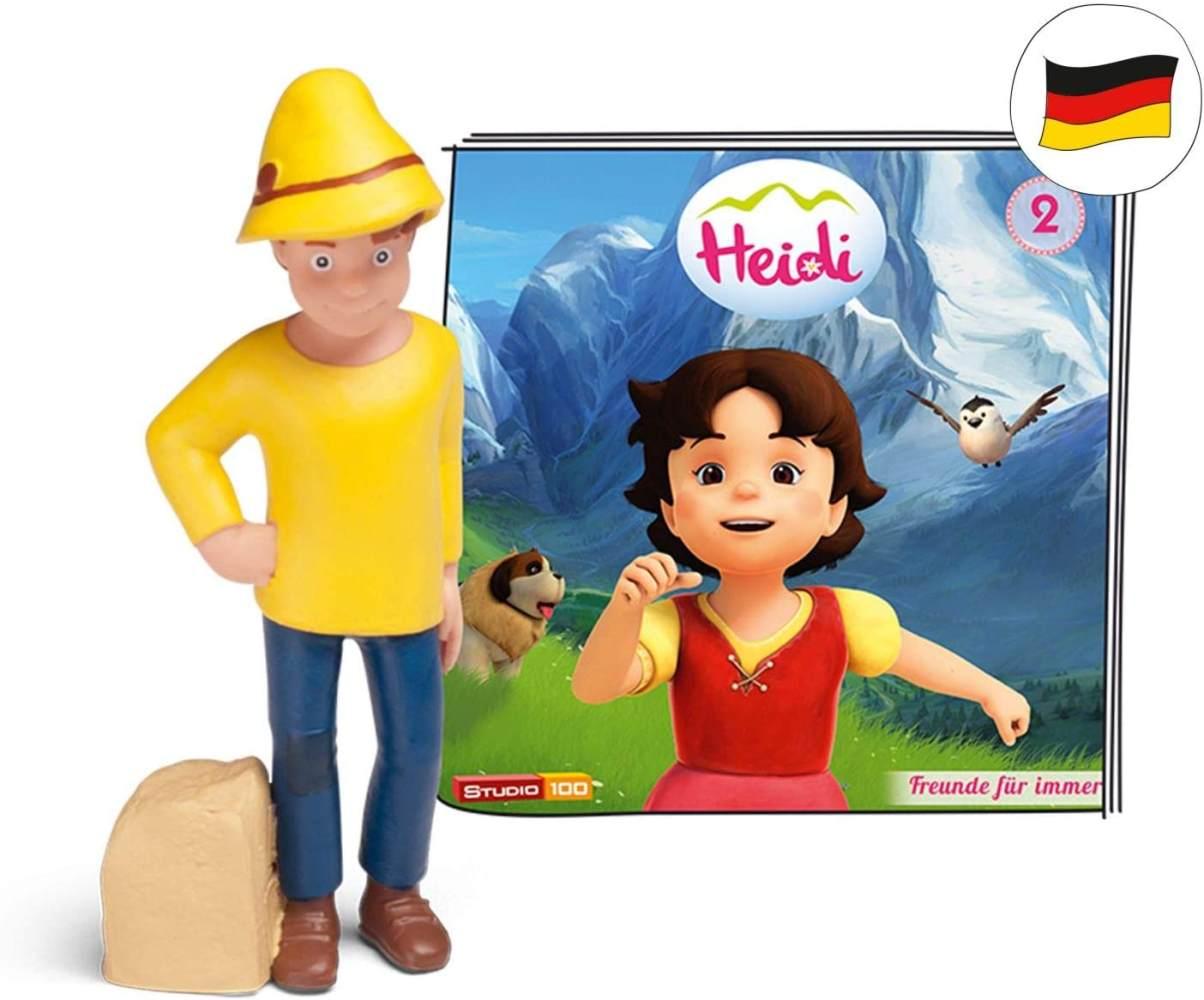 tonies Hörfiguren für Toniebox - Heidi - Freunde für Immer - ca. 63 Min. - Ab 5 Jahre -DEUTSCH Bild 1
