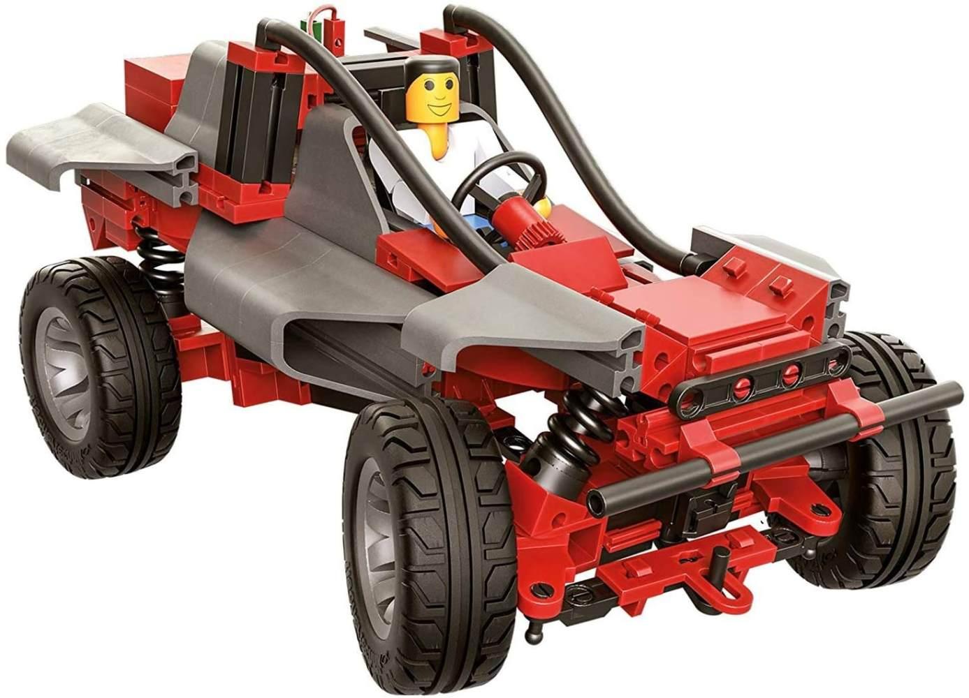 fischertechnik - 540584 ADVANCED BT Racing Set, Konstruktionsbaukasten Bild 1